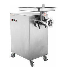 Stainless Steel Small Floor Electric Meat Grinder 1500W 400kg/h Capacity 220V 380V Price