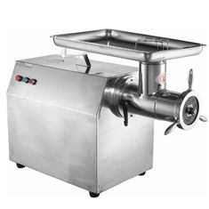 Commercial Big Capacity Meat Grinder Machine For Sausage Making 600kg/h 2200W