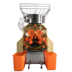 Restaurant Commercial Orange Juicer Machine , 370W Orange Juice Maker Machine